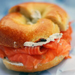 bagel-with-cream-cheese-and-lox